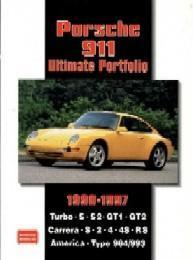 Porsche 911 Ultimate Portfolio 1990-97