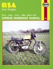 Bsa Unit Singles 1958-72