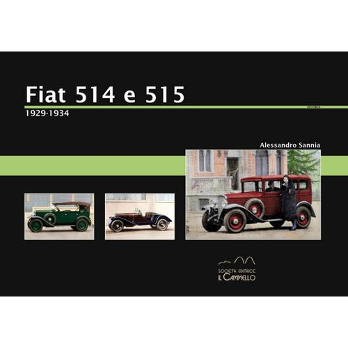 Fiat 514/515 1929-1934