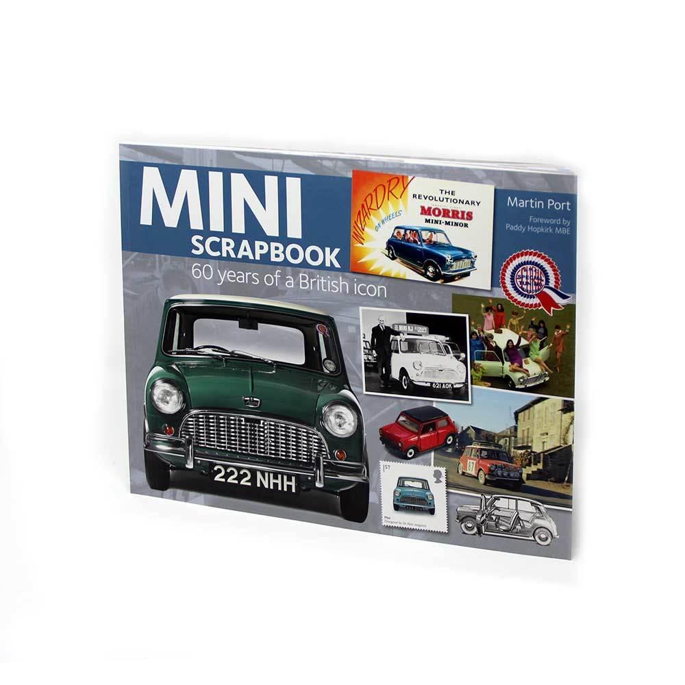 Mini Scrapbook: 60 years of a British icon