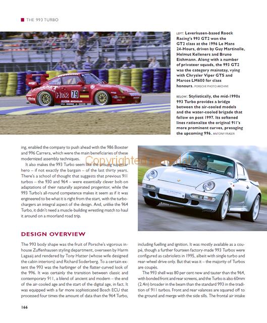 Porsche Air-coolled Turbos 1974-1996