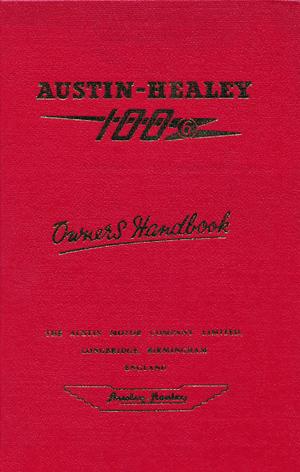 Austin Healey 100/6