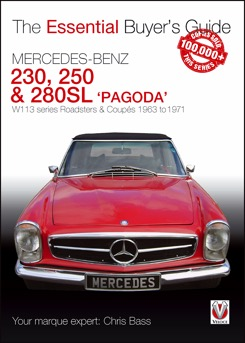 Mercedes Benz 230,250,280 SL (W113) E. Buyers Guid