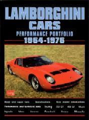 Lamborghini Performance Portfolio 1964-76