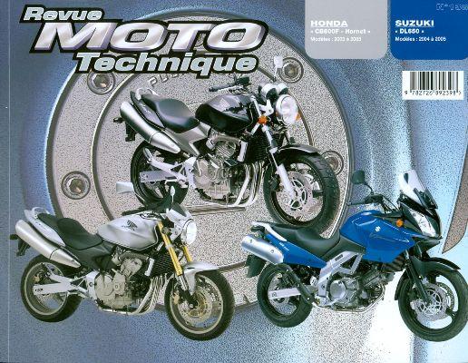 F138 Suzuki DL650 04-05/Honda CB 600F Hornet 03-05
