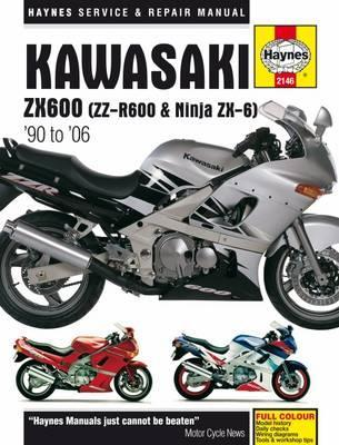 Kawasaki ZX600 (ZZ-R600 & Ninja ZX6) 90 -06