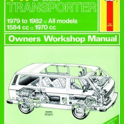 Volkswagen Transporter Air-Cooled Engine 1979-82
