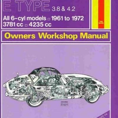 Jaguar E-Type 1961-72