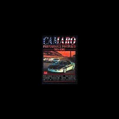 Camaro Performance Portfolio 1993-00