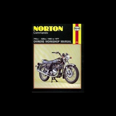 Norton Commando 1968-77