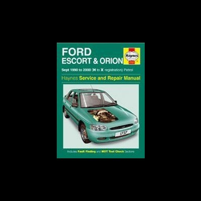 Ford Escort & Orion 1990-2000