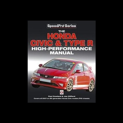 Honda Civic Type R High-Performance Manual