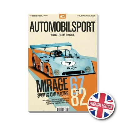 Mirage Sports Car Racing 1967-1982 (Vol 26 Automobilsport)