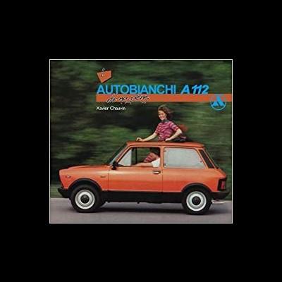 L'Autobianchi A112 de Mon Père