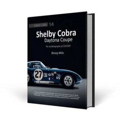 Shelby Cobra Daytona Coupe - Great car series