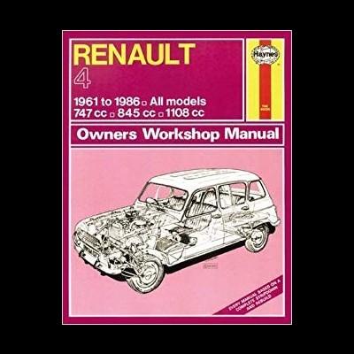 Renault 4L 1961-86