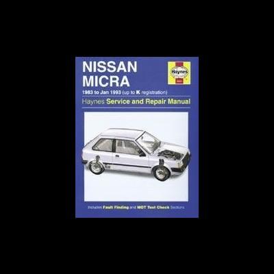 Nissan Micra 1983-93
