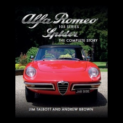 Alfa Romeo 105 Series Spider - Complete Story