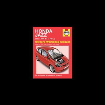 Honta Jazz 2002-08