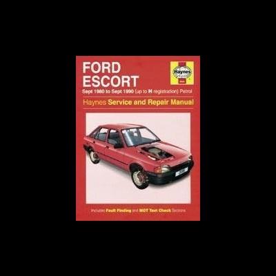 Ford Escort Petrol 1980-90