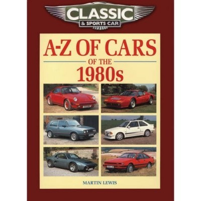 A-Z Cars 1980'S