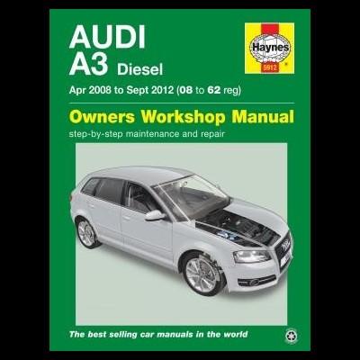 Audi A3 2008-12