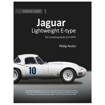 Jaguar Lightweigh E-type - autobiography of 4WPD