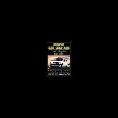 Bmw 320-323-325 Gold Portfolio 1977-90 ( 6 Cil )