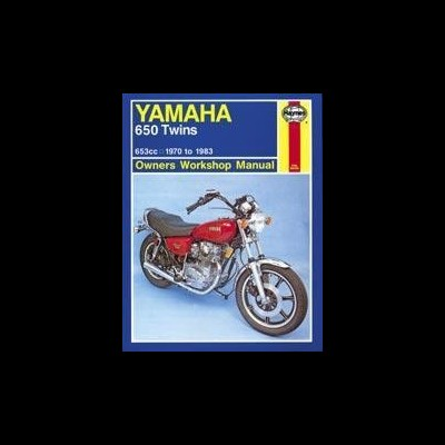 Yamaha 650 Twins 1970-83