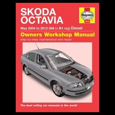 Skoda Octavia Diesel 2004-12