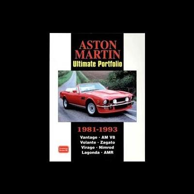 Aston Martin Ultimate Portfolio 1981-93