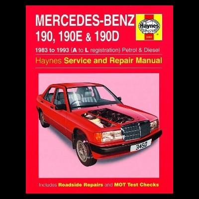 Mercedes Benz 190, 190E & 190D (W201) P&D 1983-93