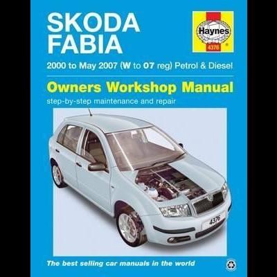 Skoda Fabia Petrol & Diesel 2000-2007