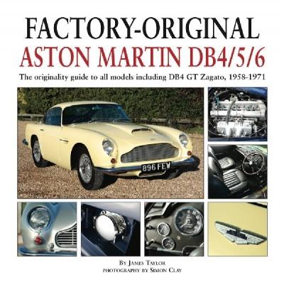 Factory Original Aston Martin DB4/5/6 1958 a 1971