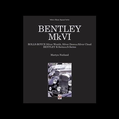 Bentley MkVI, Rolls Royce