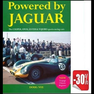 Powered by Jaguar