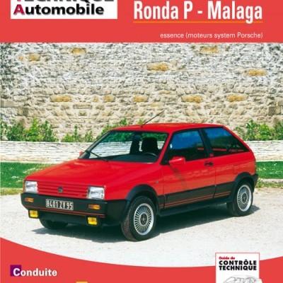Seat Ibiza, Ronda, Malaga Gasolina 1984-89(RTA473)