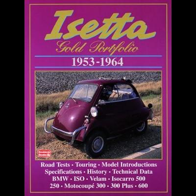 Isetta (Bmw-Iso-Velam) Gold Portfolio 1953-64