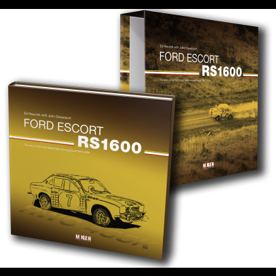 Ford Escort RS1600 - Safari 1972