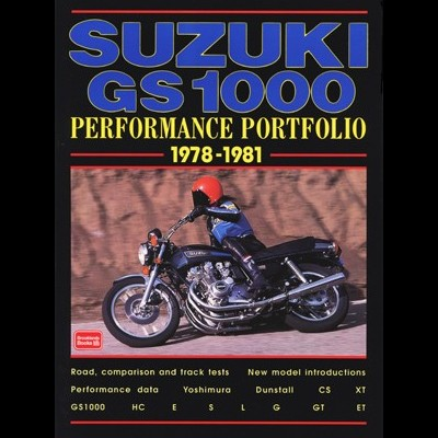 Suzuki GS 1000 Performance Portfolio 1978-81