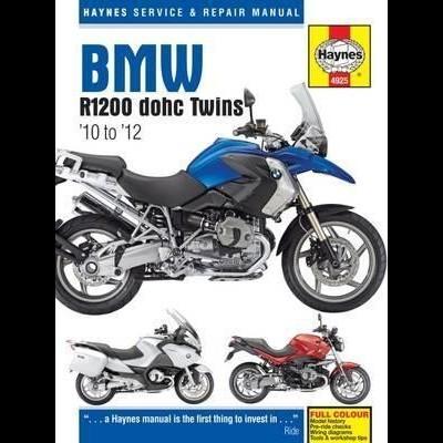 BMW R1200 dohc 2010-12