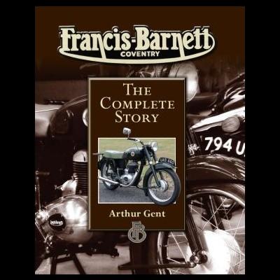 Francis Barnett: the complete story