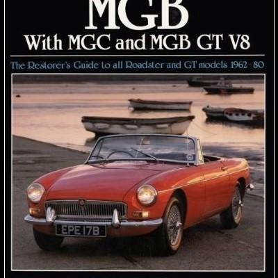 Original MGB, MGC, MGB GTV8 1962-80