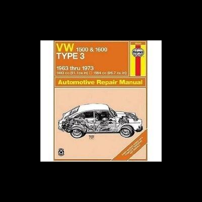 Volkswagen Type 3 1963-73