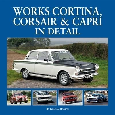 Works Cortina, Capri & Corsair in Detail