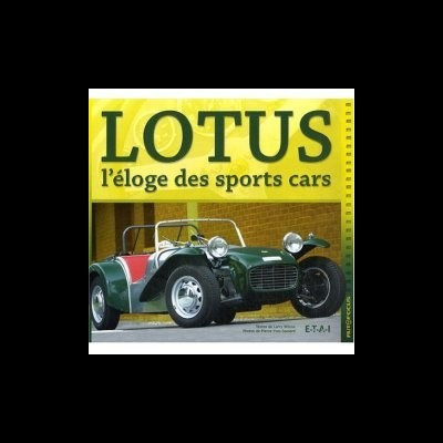 Lotus : L'éloge des sports cars