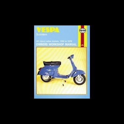 Vespa Scooters 1959-78