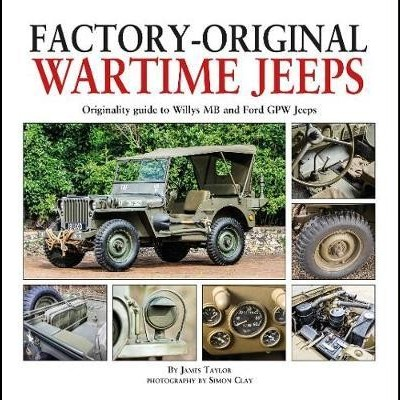 Factory Original Wartime Jeeps