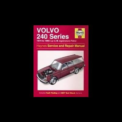 Volvo 240 Petrol 1974-93