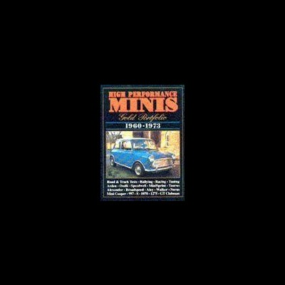 High Performance Minis Gold Portfolio 1960-73